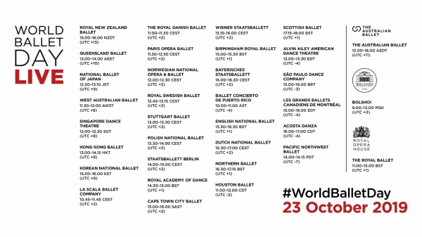Worldballetday2019schedule